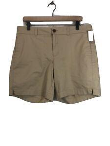 Old Navy Women's Juniors Size 10 Khaki Everyday Shorts
