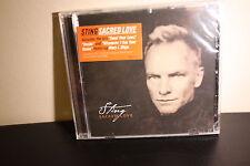 Sting Sacred Love CD