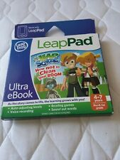 LeapFrog Tablet LeapPad Ultra eBook: Leap School How Not to Clean Your Room