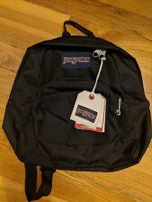 JanSport Half Pint 10.2L Backpacks - Black