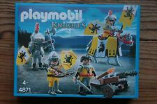 PLAYMOBIL 4871 Caballeros - Tropa de Caballeros