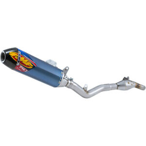 Honda CRF450R/RX 17-20 FMF Racing Steel Megabomb System 4.1 RCT Anodized Exhaust