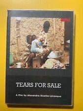 Tears For Sale Alexandra Sicotte-Levesque DVD Cine Fete 2008 Channel News Asia
