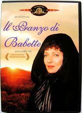 Dvd Il pranzo di Babette di Gabriel Axel 1987 Usato