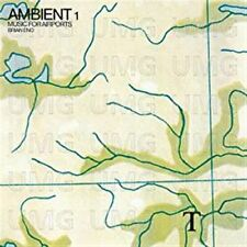 Brian Eno - Ambient 1: Music for Airports (2009) [CD]