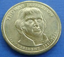 USA - Amerika 1 dollar 2007 D USA -   Thomas Jefferson - KM# 403 - nice!