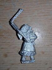 WARHAMMER Empire Mordheim Cacciatore di Streghe militaresco 1 fuori catalogo IN METALLO frostgrave