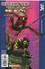 Ultimate X-Men  #34  NM