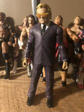 Rare WWE JJ Dillon BAF Build A Figure Four Horsemen WCW NWA