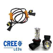 VW Volkswagen - Transporter T5 H11 Cree 50w Fog Light Bulbs Incl 50w Resistors