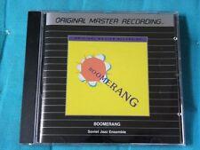 Soviet Jazz Ensemble Boomerang MFSL Silver CD MFCD 908