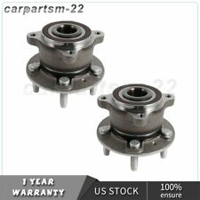 Set Rear Left or Right Wheel Hub Bearing Assembly For 16 Chevrolet Cruze Limited