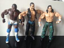 WWE WWF Jakks Pacific Wrestling Figures Wrestlers Wrestling 3 Huge Superstars