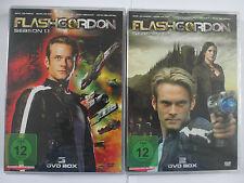Flash Gordon Sammlung - Season 1.1 + 1.2 - Galaxie Portale, Science Fiction Kult