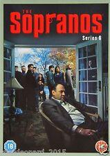 SOPRANOS COMPLETE SERIES 6 DVD Box Set All Episodes Sixth Season New Sealed UK