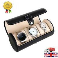 3Grids Watch Display Case Jewelry Collection Storage Organizer Box Case Holder