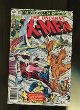 X-Men 121 VG/FN 5.0 *1 Book* Marvel Comics,Mutants! Vol.1! 1st Garson +more,1979