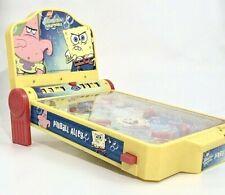 Spongebob Sponge Bob Squarepants Electronic Table Top Pinball Machine Game