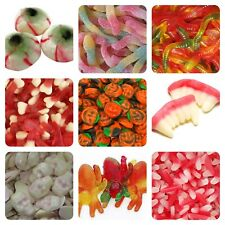 HALLOWEEN SWEETS PARTY BAGS RETRO SWEETS PICK N MIX