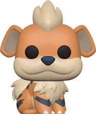 Pokemon Growlithe Funko Pop Games Figure PREORDER + PROTECTOR