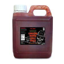 Chilli Sauce - Venom Carolina Reaper Superhot Sauce - NEW 1ltr Catering Size