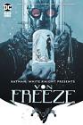Batman White Knight Mr Freeze DC Comic Book Cover Art Poster 24x36 inches