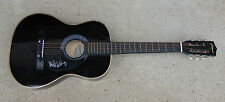 Love Makes Me Cry KRISTEN KELLY Signed Autographed Acoustic Guitar COA! PROOF