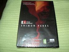 """RARE! DVD NEUF """"A VISAGE DECOUVERT - SHIMON PERES"""" documentaire"""