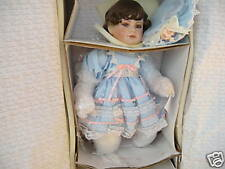 "Designer Guild Collection Porcelain Cloth Doll 22"" By Thelma Resch LTD ED 474"