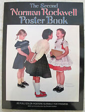 THE SECOND NORMAN ROCKWELL POSTER BOOK