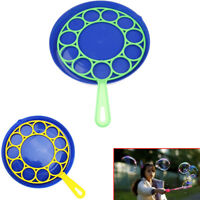 Water Blowing Toys Bubble Soap Bubble Blower Outdoor Kids Child Toy Party GiftWU