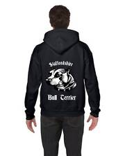 Staffordshire Bull Terrier Staffy Hommes Ou Femmes à Capuche Taille S,M,L,XL,XXL