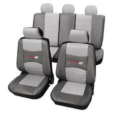 Stylish Grey Seat Covers set - For Honda Civic 2003-2005
