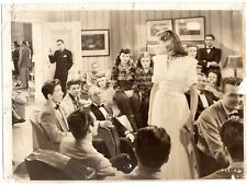 The Big Sleep Humphrey Bogart Lauren Bacall 1946 Original 8x10 Movie Photo Still
