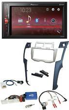 Pioneer 2DIN MP3 Lenkrad USB Bluetooth Autoradio für Toyota Yaris 2006-2011