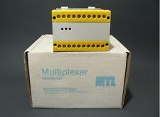 "MEASUREMENT TECHNOLOGY LTD MTL 826 MULTIPLEXER RECEIVER ""FREE US SHIPPING"""