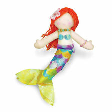 4M Mermaid Doll Making Kit - Make your own adorable Mermaid doll
