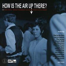 How Is The Air Up There? 80 Mod, Soul & Freakbeat Nuggets From Down Un (NEW 3CD)