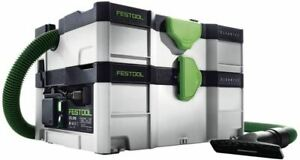 FESTOOL Mobile Dust Extractor CT SYS CLEANTEC 584174