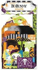 NEW BO BUNNY FRIGHT DELIGHT NOTEWORTHY DIE CUTS