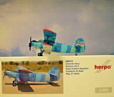 Herpa Wings 1:200   Antonov AN-2  Ukrainien Navy 07  559713  Modellairport500