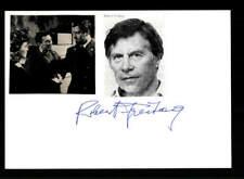 Robert Freitag Original Signiert # BC 114886