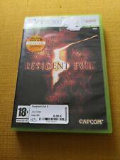 Jeu Xbox 360 Resident Evil 5