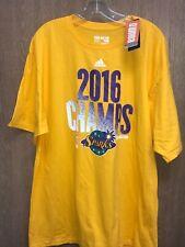 NEW Los Angeles Sparks Adidas 2016 WNBA Finals Champs T-Shirt Men's XXL NWT