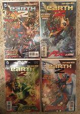 Earth 2 0-16, Annual 1, James Robinson, DC Comics