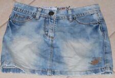 760 - Jupe jean droite 7 ans stretch ORCHESTRA effet surpiqûres