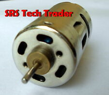 Mini High Speed High Torque DC 3V~9V Motor For PCB Drill RC Cars & Aeroplanes