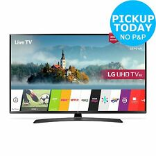 LG 43UJ635V 43 Inch 4K Ultra HD HDR Freeview Smart WiFi LED TV