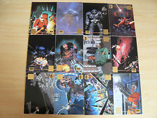 ** TOPPS STAR WARS GALAXY TRADING CARDS CHASE CARD SET SERIES 3 L1-L12**
