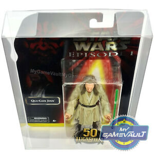 Star Wars DISPLAY CASE for 50th Anniversary Figure PET Protective Protector Box